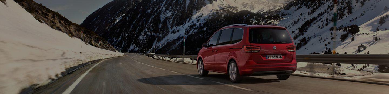 20.04.2016 Seat Wedel Hamburg SEAT Alhambra zum Firmenauto des Jahres 2016 und beliebtesten Allrad Van gewählt 1