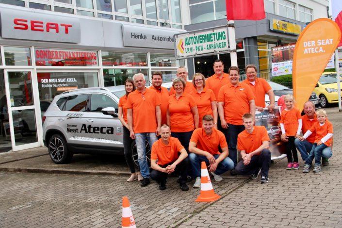 Aktuelles - Sommerfest 2016 Team