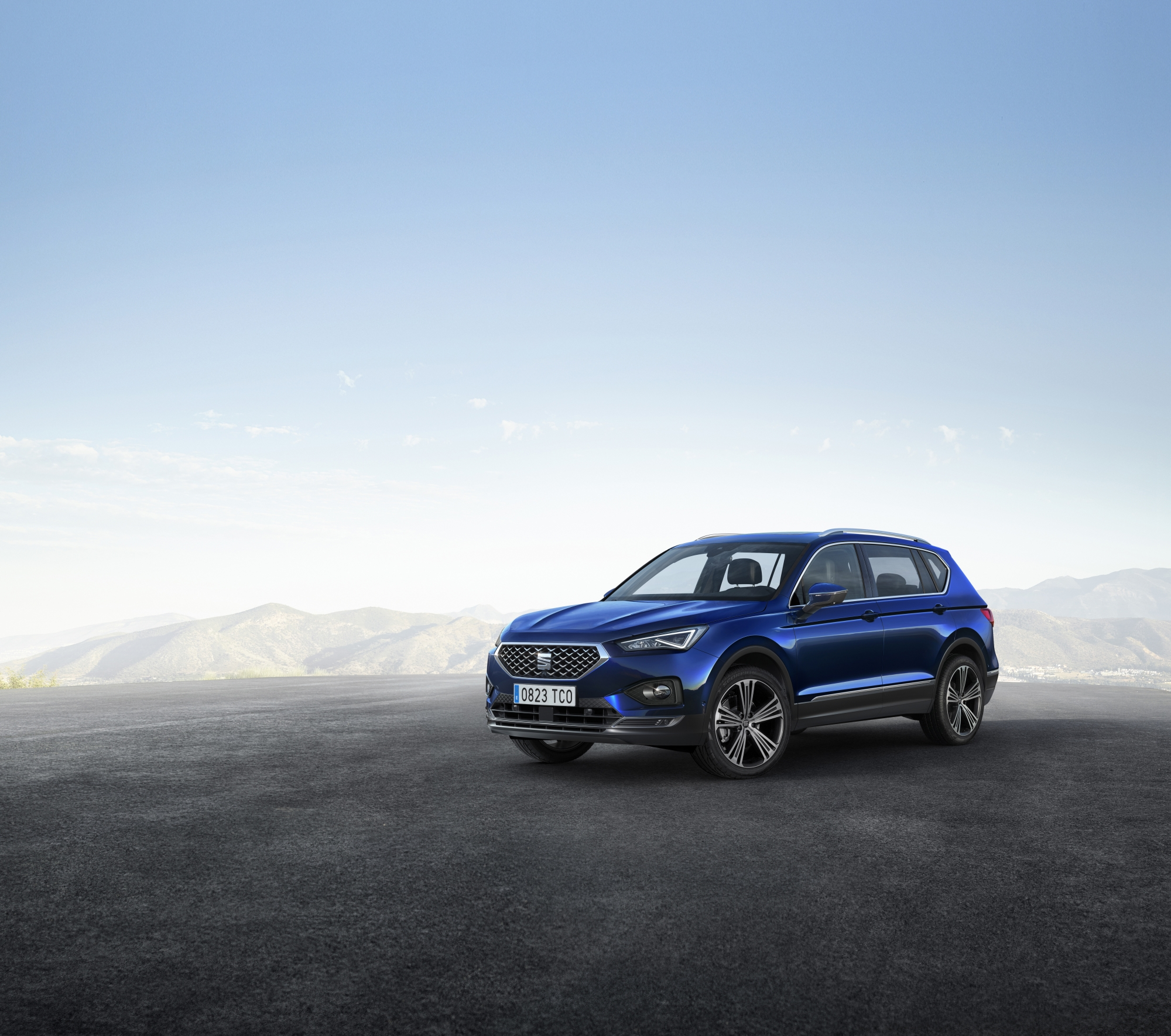 SEAT goes big with the New SEAT Tarraco 003 HQ 1