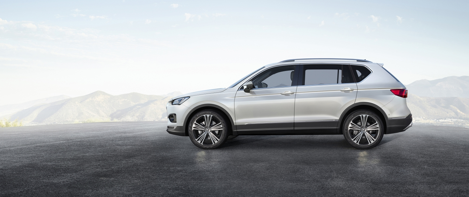 SEAT goes big with the New SEAT Tarraco 007 HQ 1