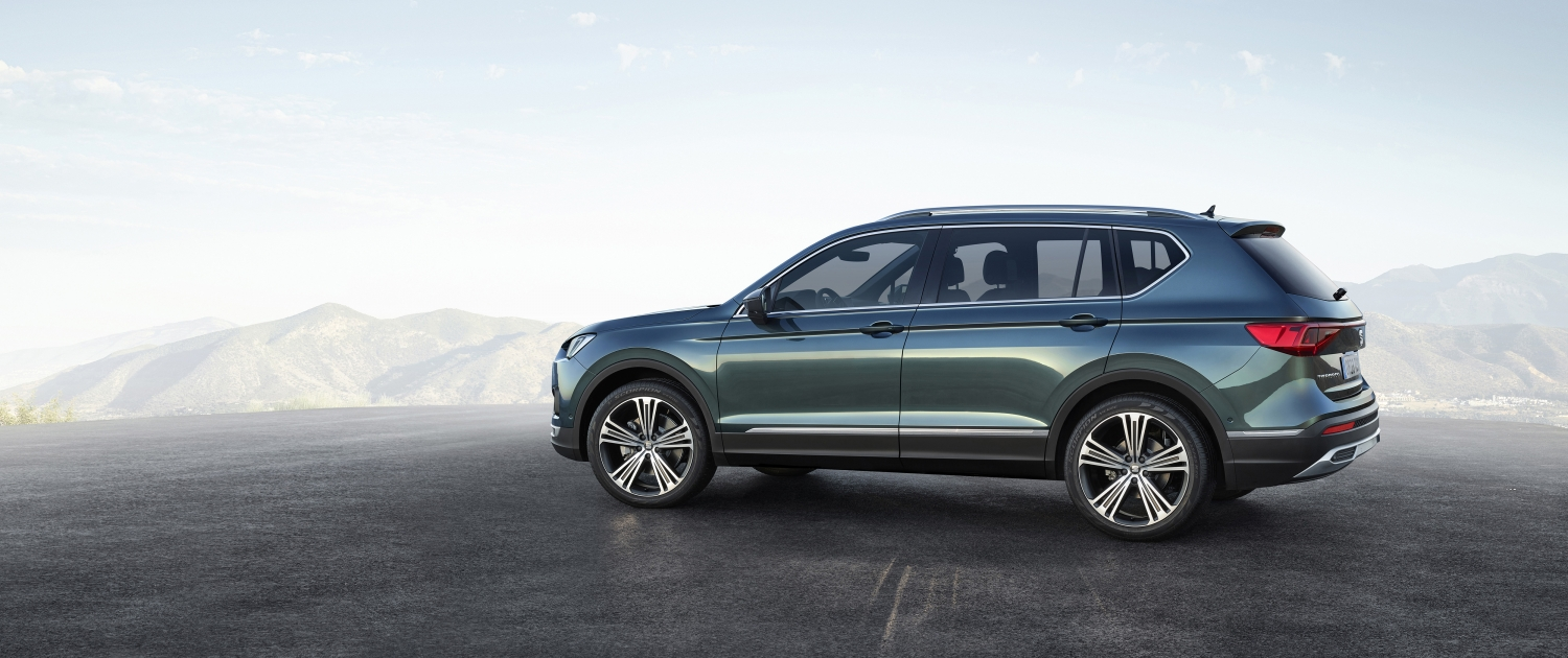 SEAT goes big with the New SEAT Tarraco 008 HQ 1