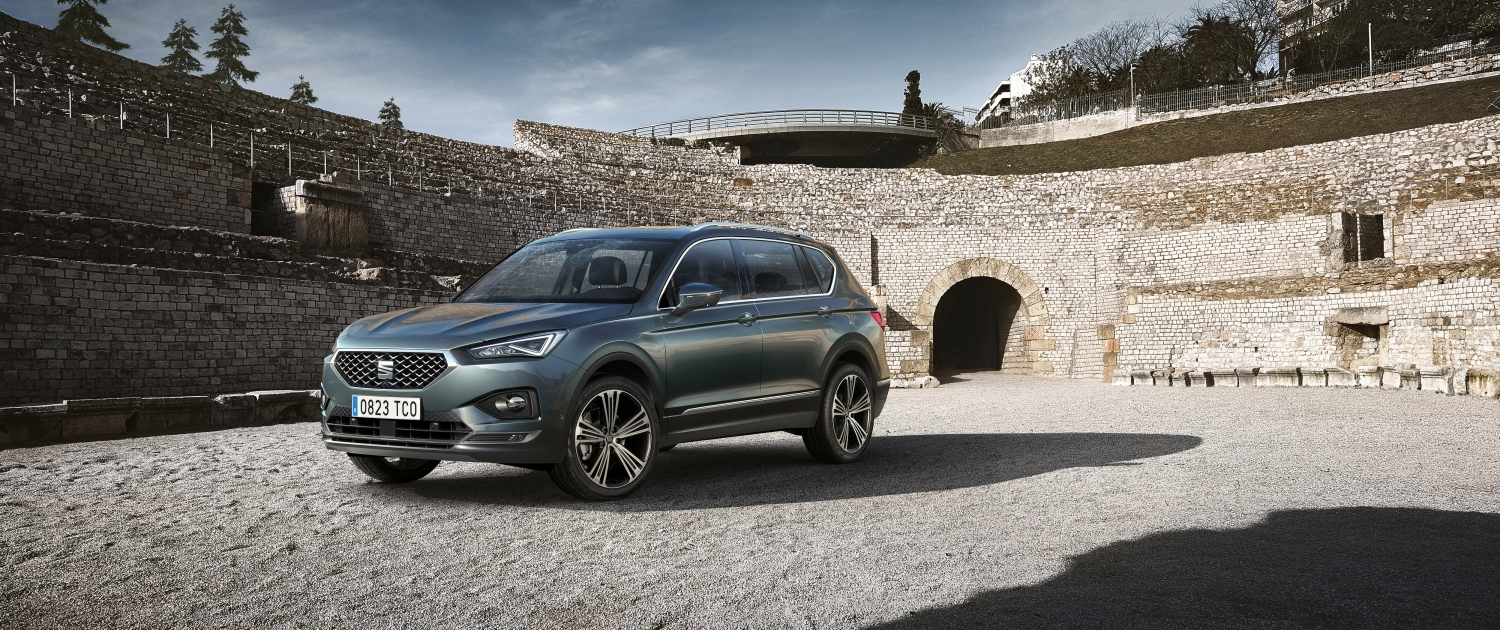 SEAT goes big with the New SEAT Tarraco 010 HQ 1