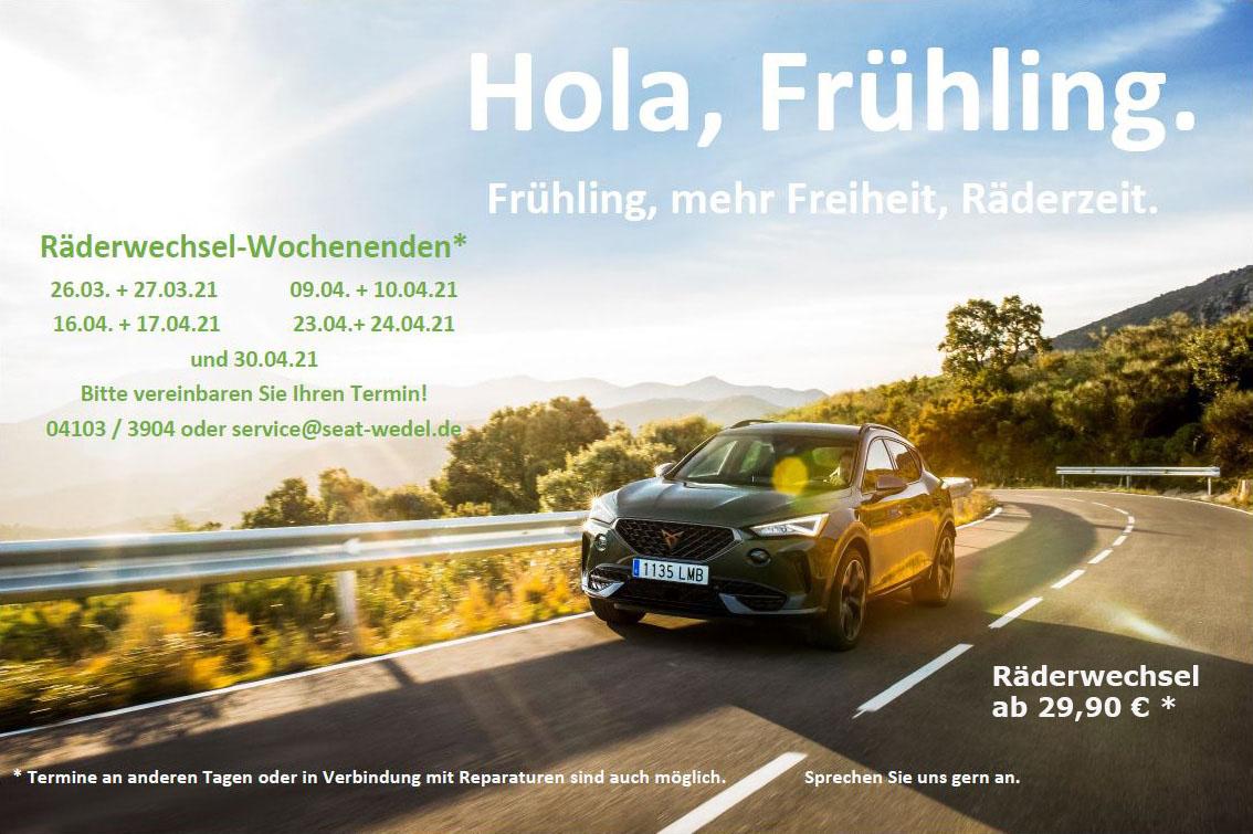 Henke-Newsletter-Sommer-Raederwechsel